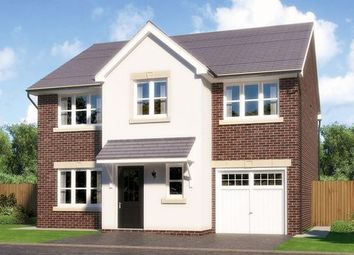 Thumbnail 5 bed detached house for sale in The Heddon, Plot 58, Spen View, Congleton