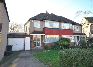 Thumbnail 3 bed semi-detached house for sale in Sheldon Close, Cheshunt, Waltham Cross