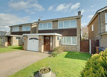Thumbnail 4 bed detached house for sale in Durham Close, Sawbridgeworth, Hertfordshire