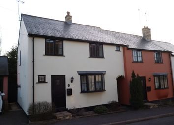 Thumbnail 3 bedroom end terrace house to rent in The Grip, Linton, Cambridge