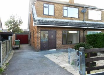 Thumbnail 3 bedroom semi-detached house to rent in Pennine Gardens, Garstang, Preston