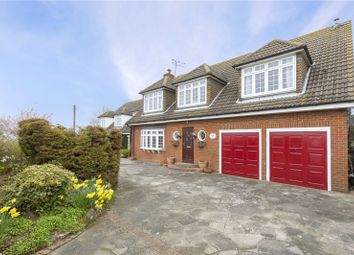 Thumbnail 4 bed detached house for sale in The Blackbirds, Steeple, Essex