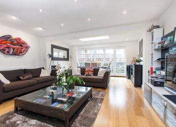 Thumbnail 2 bed terraced house for sale in Fairhazel Gardens, South Hampstead