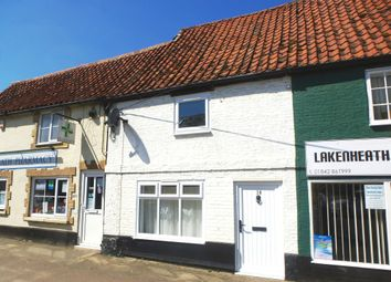 Thumbnail 3 bed terraced house for sale in High Street, Lakenheath, Brandon