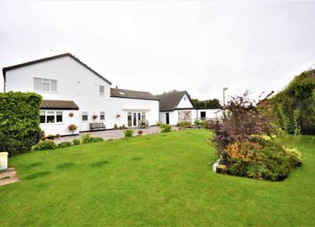 Thumbnail 4 bedroom detached house for sale in Sandy Lane, Marton Moss, Blackpool, Lancashire