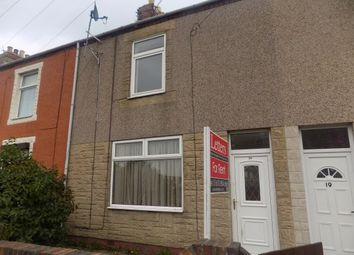 Thumbnail 3 bed terraced house to rent in West Terrace, Stakeford