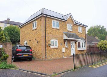 Nashenden Lane, Borstal, Rochester ME1. 3 bed detached house for sale