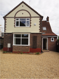 Thumbnail 3 bed detached house to rent in Green Lane North, Thorpe End