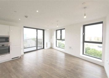 Thumbnail 2 bed flat to rent in Kingfisher Heights, Royal Docks, London
