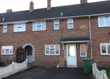 Thumbnail 3 bed terraced house to rent in Romsey Way, Bloxwich, Walsall