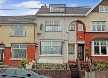 Thumbnail 4 bed terraced house for sale in Queens Villas, Ebbw Vale, Blaenau Gwent