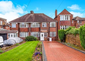 Thumbnail 4 bed semi-detached house for sale in Millfield Road, Handsworth, Birmingham