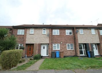 Thumbnail 3 bed terraced house for sale in Rushbury Close, Ipswich, Suffolk
