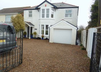 Thumbnail 4 bedroom detached house for sale in Merthyr Dyfan Road, Barry
