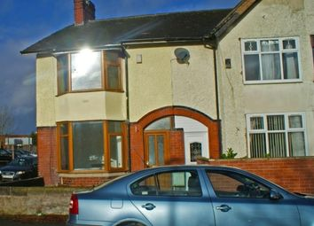 Thumbnail 2 bedroom end terrace house to rent in Ashburton Street, Cobridge, Stoke-On-Trent