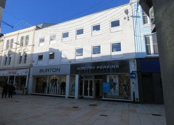 Thumbnail Retail premises for sale in 24-26, Fore Street, St Austell, Cornwall