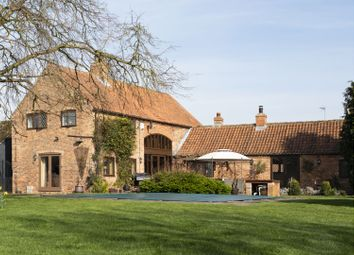Thumbnail 4 bed barn conversion for sale in Main Street, Milton, Newark