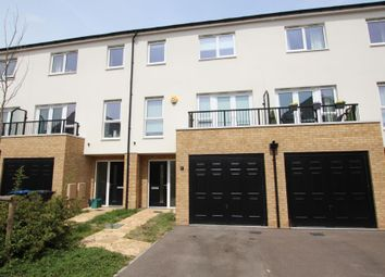 4 bed terraced house to rent in Hawker Drive, Addlestone KT15