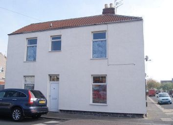Thumbnail 2 bed semi-detached house to rent in Edward Street, Blyth