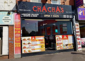 Thumbnail Retail premises for sale in Stockport Road, Manchester