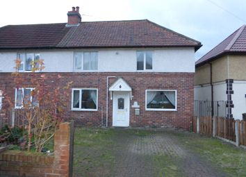 Thumbnail 3 bed semi-detached house for sale in Briton Square, Thurnscoe, Rotherham