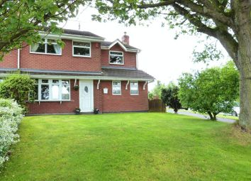 Thumbnail 4 bed semi-detached house for sale in Havelock Grove, Biddulph, Stoke-On-Trent