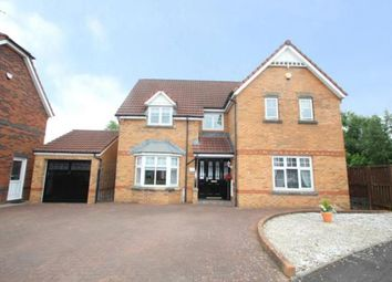 Thumbnail 4 bed detached house for sale in Marlach Place, Crookston