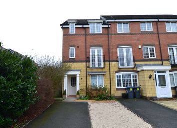 Thumbnail 4 bed end terrace house for sale in Great Farley Drive, Northfield, Birmingham