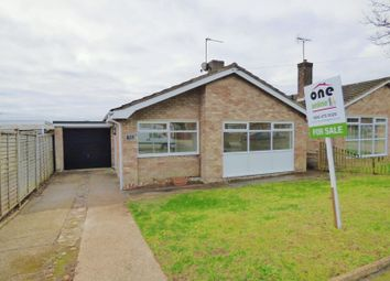 Thumbnail 2 bedroom detached bungalow for sale in Glemsford Road, Lowestoft