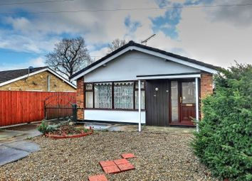 Thumbnail 3 bed detached bungalow for sale in Famona Road, Lowestoft