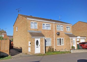 Thumbnail 3 bed semi-detached house for sale in Desborough, Freshbrook, Swindon