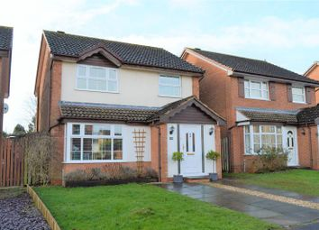 Thumbnail 3 bed detached house for sale in Woodpecker Avenue, Midsomer Norton, Radstock
