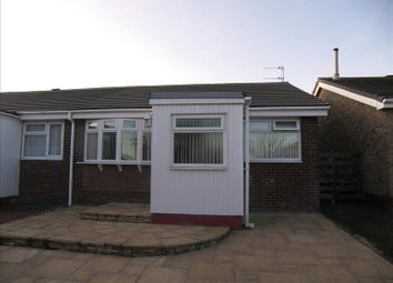 Thumbnail 2 bed bungalow to rent in Beech Drive, Ellington, Morpeth
