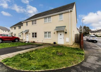 Thumbnail 3 bed semi-detached house for sale in Golwg Y Llanw, Pontarddulais, Swansea