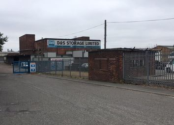 Light industrial to let in D&S Storage, Coxmoor Road, Sutton In Ashfield, Nottinghamshire NG17