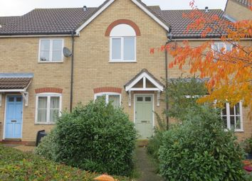 Thumbnail 2 bed terraced house to rent in Old Brewery Close, Ely