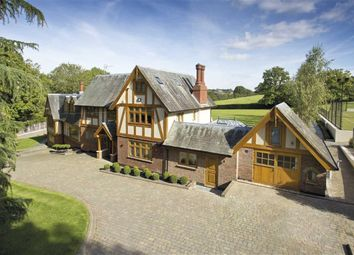 Thumbnail 8 bed detached house for sale in Vineyards Road, Northaw, Hertfordshire