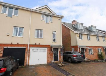 Thumbnail 4 bed town house for sale in Coleridge Drive, Eastcote