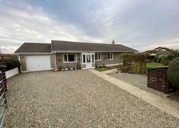 Thumbnail 4 bed bungalow for sale in Cribyn, Lampeter