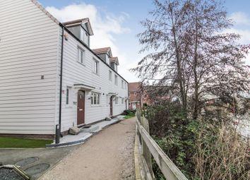 Ellingham View, Dartford DA1. 4 bed town house for sale