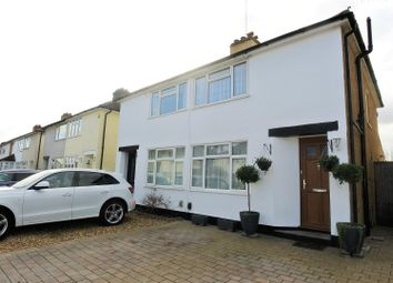 Thumbnail 3 bed property for sale in Weston Avenue, Addlestone