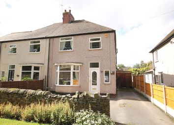 Thumbnail 3 bed semi-detached house for sale in Highfield Avenue, Newbold, Chesterfield