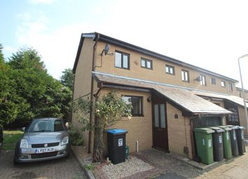 Thumbnail 1 bed terraced house to rent in Bowmans Court, Highfield, Hemel Hempstead