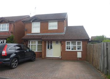 Thumbnail 3 bedroom detached house for sale in Stonea Close, Lower Earley, Reading