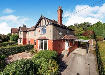 Thumbnail 4 bed semi-detached house for sale in Dinting Road, Glossop