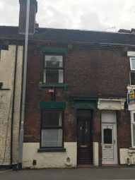 2 bed terraced house for sale in Shelton Old Road, Stoke-On-Trent ST4