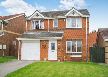 Thumbnail 4 bedroom detached house to rent in Brookes Rise, Langley Moor, Durham