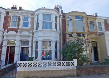 Thumbnail 3 bed terraced house to rent in Chichester Road, Portsmouth