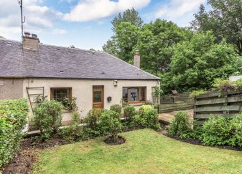 Thumbnail 2 bed cottage for sale in Grey Dragoon Cottage, 2 Wadingburn Lane, Lasswade