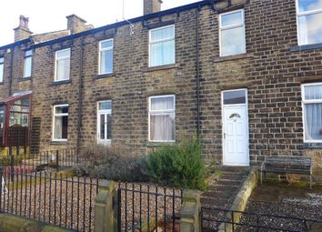 Thumbnail 3 bedroom terraced house to rent in Hallas Road, Kirkburton, Huddersfield, West Yorkshire